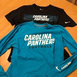 Carolina Panthers T-Shirt Bundle